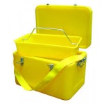 Coffre outils PEHD 50L-50cm    S/5332002 Jaune
